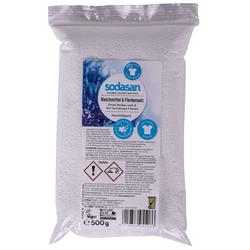 SODASAN Bleichmittel & Fleckensalz 500 g PE-Nachfüllbeutel