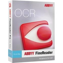 ABBYY FineReader Pro, 1 użytkownik, MAC, pełna wersja, pobierz