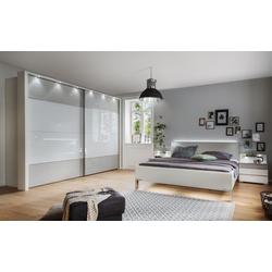 Mondo Schlafzimmer 4031 in weiß/kieselgrau