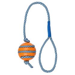 Trixie Ball, mit phosphoreszierendem Seil