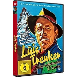 Luis Trenker - Seine beliebtesten TV Serien - DVD  Filme