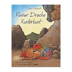 Kleiner Drache Kunterbunt. Julia Volmert  - Buch