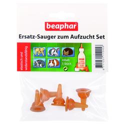 Beaphar Ersatz-Sauger zum Aufzucht Set für Hunde