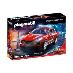 Playmobil® Spielfigur PLAYMOBIL® 70277 Porsche Macan S Feuerwehr