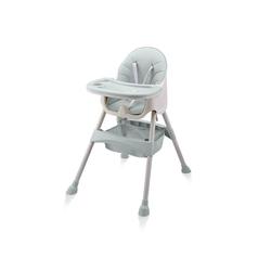 Baby Vivo Hochstuhl Design 2in1 Kinderhochstuhl - Oscar Türkis