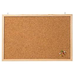 Korktafel Memoboard 40x60 cm Braun