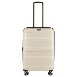 Stratic Straw 4-Rollen Trolley 66 cm beige