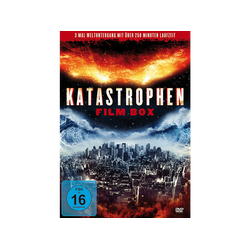 Katastrophen Film Box DVD