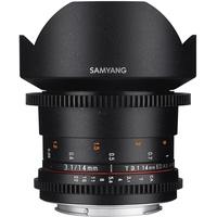 Samyang 14mm T3,1 ED AS UMC II VDSLR Sony Alpha