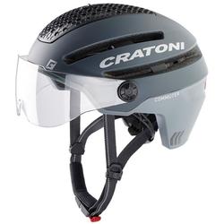 Cratoni Fahrradhelm Commuter 58/61 - 58 cm - 61 cm
