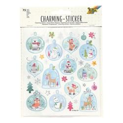 Charming Sticker-Set »Christmas«, folia
