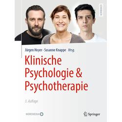 Klinische Psychologie & Psychotherapie: Buch von