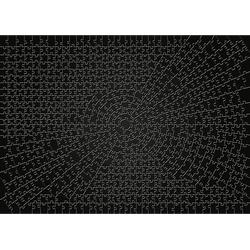 RAVENSBURGER 15260 KRYPT BLACK Puzzle Mehrfarbig
