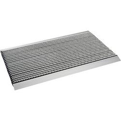Hamat Fußmatte Outline hellgrau 50,0 x 80,0 cm