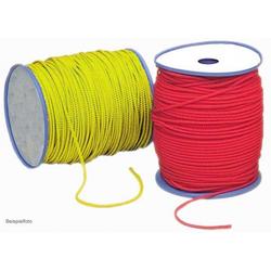 Seile auf 200 Meterrollen 6 mm, weiss