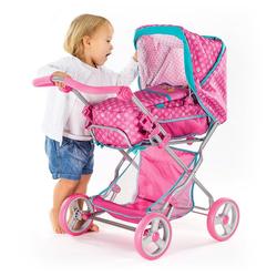 hauck TOYS FOR KIDS Kombi-Puppenwagen Julia - Birdie, (2-tlg), Kombi - Puppenwagen