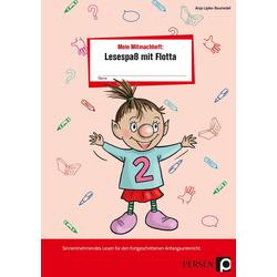 Mein Mitmachheft 2: Lesespaß mit Flotta: Buch von Anja Lipke-Bauriedel