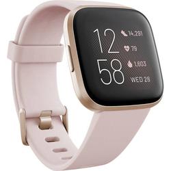 FitBit Versa 2 Smartwatch Uni Creme