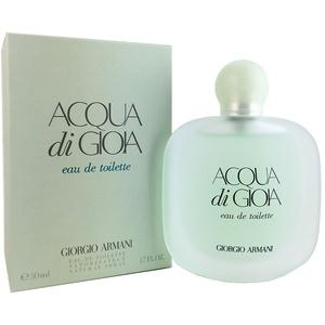 Giorgio Armani Acqua Di Gioia Woman EDT Spray 50ml für Damen
