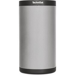 TechniSat Technisound MR2 (Internetradio, WLAN), Radio, Schwarz, Silber