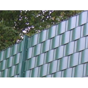 Hart PVC Sichtschutzstreifen Sichtschutz doppelstabmatten Sichtschutz Zaun
