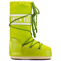 Moon Boots Moon Boot Nylon 35/41 - Winterschuhe Lime 39/41 EU