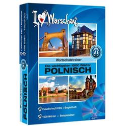 Audiotrainer 1000 Wörter Polnisch