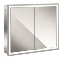 Emco Asis Prime UP 80 cm aluminium/verspiegelt