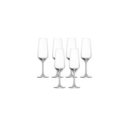 SCHOTT-ZWIESEL Sektglas Sektglas 6er-Set Taste