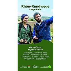 Rhön-Rundwege Lange Rhön. Stefan Dehler  - Buch