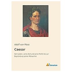 Caesar. Adolf von Mess  - Buch
