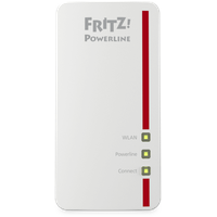 AVM FRITZ!Powerline 1260E 1200Mbps (1 Adapter)