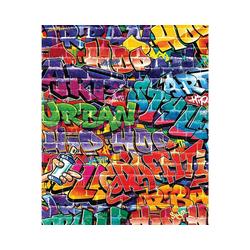 Walltastic Fototapete Fototapete Graffiti, 8 tlg.