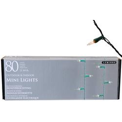 Lichterkette Mini Lichterkette 80 Birnen für Innen und Außen