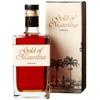 Gold of Mauritius Dark Rum 40% vol 0,7 l Geschenkbox