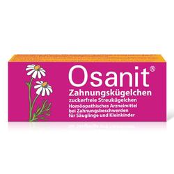 OSANIT Globuli zuckerfrei 7.5 g