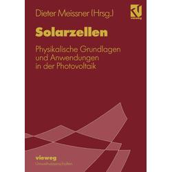 Solarzellen als Buch von