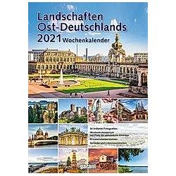 Landschaften Ostdeutschlands 2021