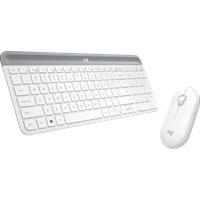 Logitech MK470 Wireless Combo Keyboard DE Set (920-009189)
