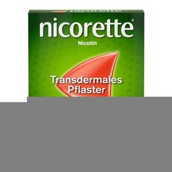 nicorette® Pflaster mit 25 mg Nikotin zur Raucherentwöhnung 7 St