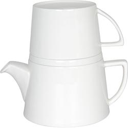 Könitz Teekanne Tea for me, 0,65 l, (Set), 650 ml für 2 Tassen