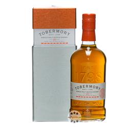 Tobermory 21 Oloroso Whisky