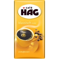 Café HAG Klassisch mild entkoffeiniert 500 g