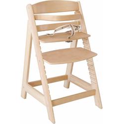 roba® Hochstuhl Treppenhochstuhl Sit up III, natur aus Holz