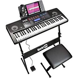 PDT RockJam 61 Key Keyboard Super kit
