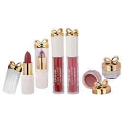 Boulevard de Beauté Lippenstift-Set Lovely Lips, 6-tlg.