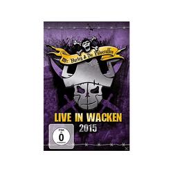 Mr.Hurley & Die Pulveraffen - Live In Wacken 2015 (DVD)