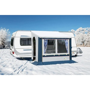dwt Cortina II Wintervorzelt Gr.3, 250x200cm, blau