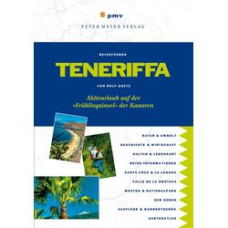 Teneriffa: eBook von Rolf Goetz