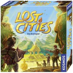 Kosmos Lost Cities - Das Brettspiel 694128